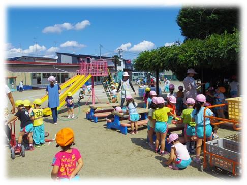 自由遊び|大崎市木の実幼稚園