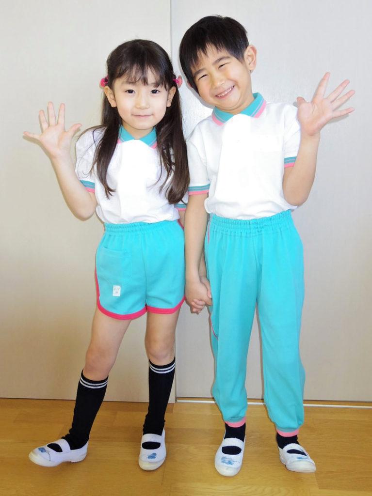 夏制服|大崎市木の実幼稚園