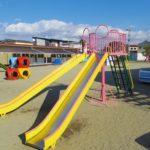 すべり台|大崎市木の実幼稚園