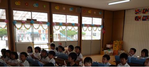 2号棟内 大崎市木の実幼稚園