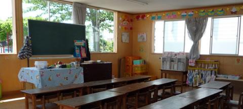 4号棟内 大崎市木の実幼稚園
