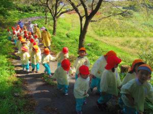 遠足|大崎市木の実幼稚園